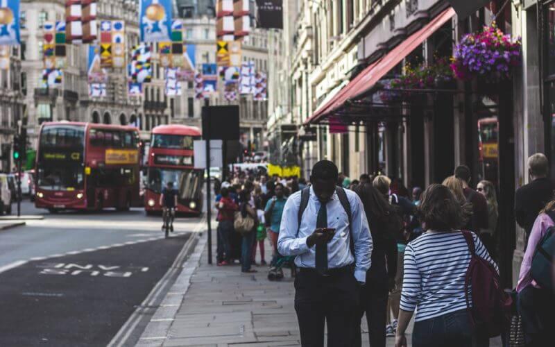 UK's gabling habits