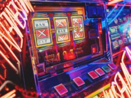 making money at online slot machines